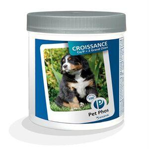 Pet Phos Croissance CA/P2 G Chien 100 unités - Publicité