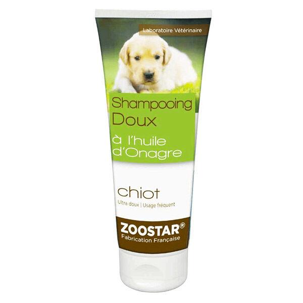 Zoostar Shampooing Doux à l'Huile d'Onagre Chiot 200ml