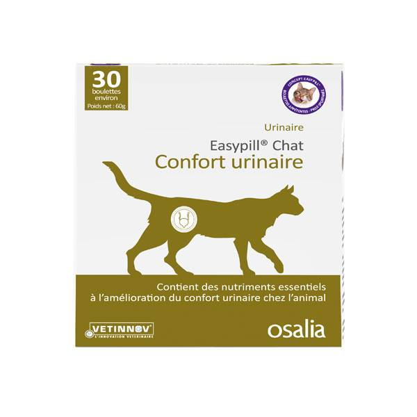 Osalia Easypill Chat Confort Urinaire 30x2g