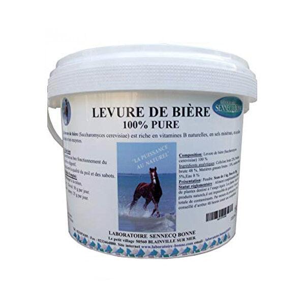 Sennecq Bonne Levure Bière Poudre Orale 1kg