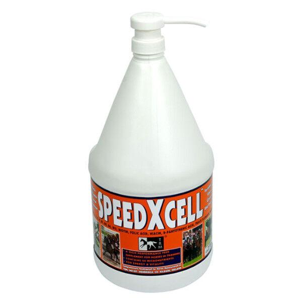 SEOA Vétérinaire Speed x Cell Cheval Solution 3,75L