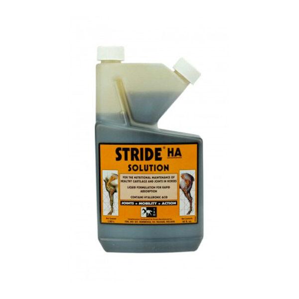 Stride ha Supplement Nutritionnel Souplesse Articulaire Cheval Solution Buvable 1,183L