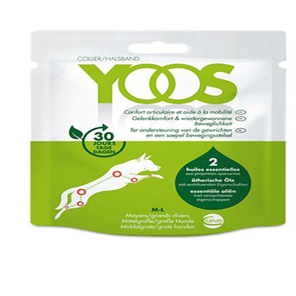 Yoos Confort Articulaire et Mobilité Collier (70cm) taille m/l chien 10kg