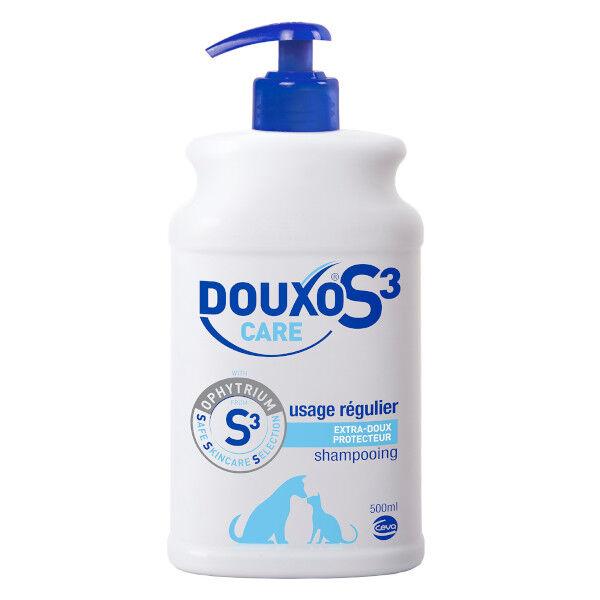 Ceva Douxos3 Care Shampooing Usage Régulier 500ml