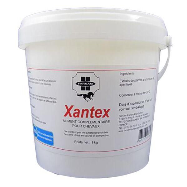 Pommier Nutrition xantex maintien de l'integralite des capillaires cheval poudre orale pot de 1kg