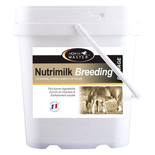Pommier Nutrition Nutrimilk Breeding Horse Master Lait Maternel de Remplacement Cheval 10kg