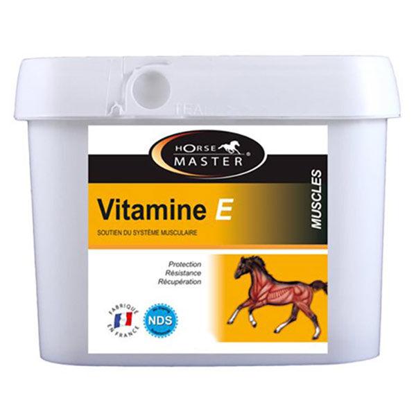 Pommier Nutrition Vitamine E Horse Master Poudre Orale Cheval 10kg