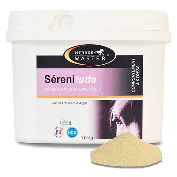 Pommier Nutrition Serenitude Aliment Diététique Comportement et Stress Cheval Poudre Orale 1,65kg