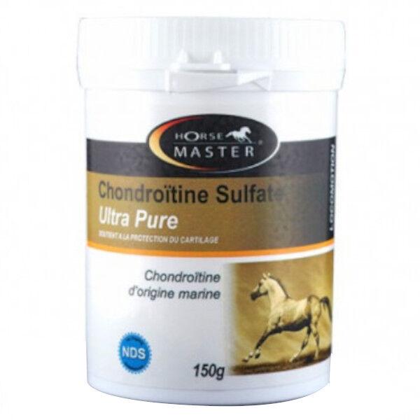 Pommier Nutrition Horse Master Chondroïtine Sulfate Ultra Pure Intégrité du Cartilage Cheval poudre orale seau de 1kg