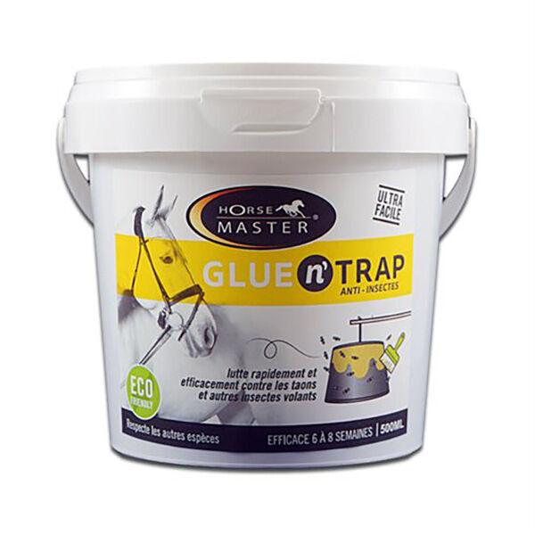 Glue'N Trap Piège Mécanique Taons et Insectes Glue pot de 500ml