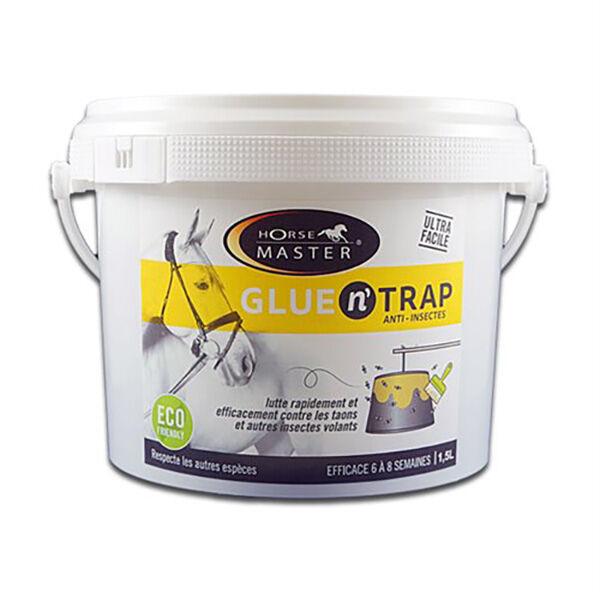 Glue'N Trap Piège Mécanique Taons et Insectes Glue pot de 1,5L