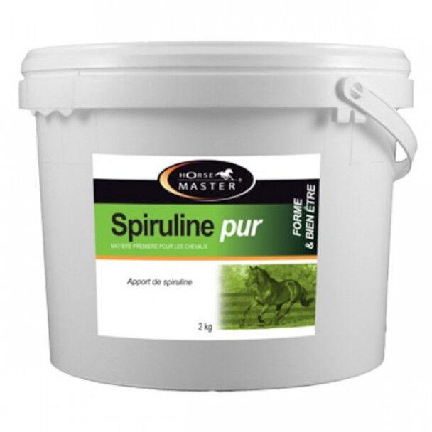 Spiruline Pur Aliment Complémentaire Cheval Poudre 2kg