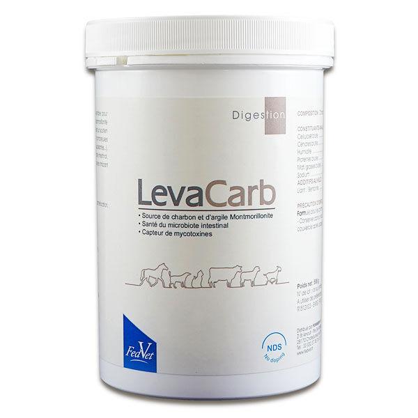 levacarb aliment complementaire argile verte + charbon diarrhees cheval poudre oral seau de 2kg5