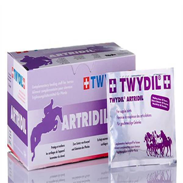 Twydil Artridil Aliment Complementaire Visee Articulaire Cheval Poudre Orale 30 sachets de 50g