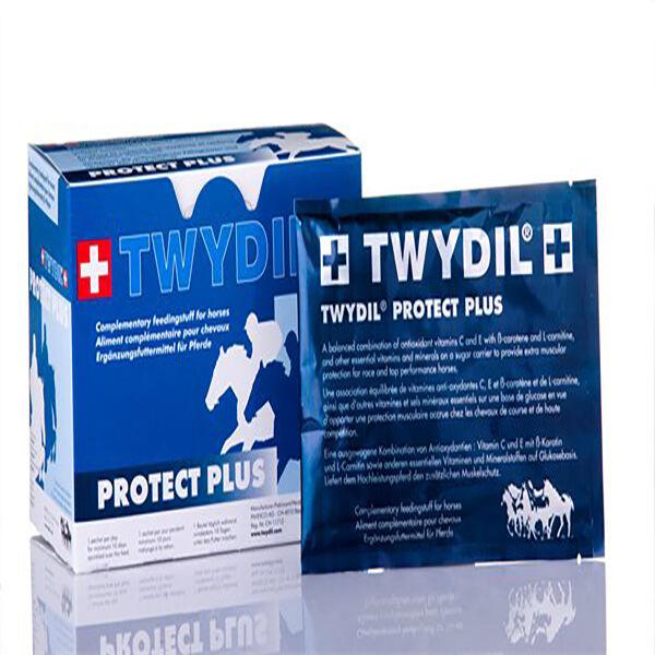 Twydil Protect Plus Aliment Complementaire Musculaire Chevaux Poudre Orale 10 sachets de 60g