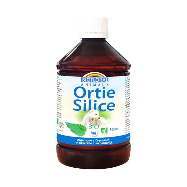 Biofloral Animaux Ortie Silice 500ml