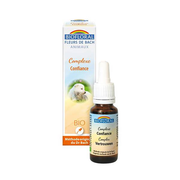 Biofloral Animaux Complexe Confiance 20ml