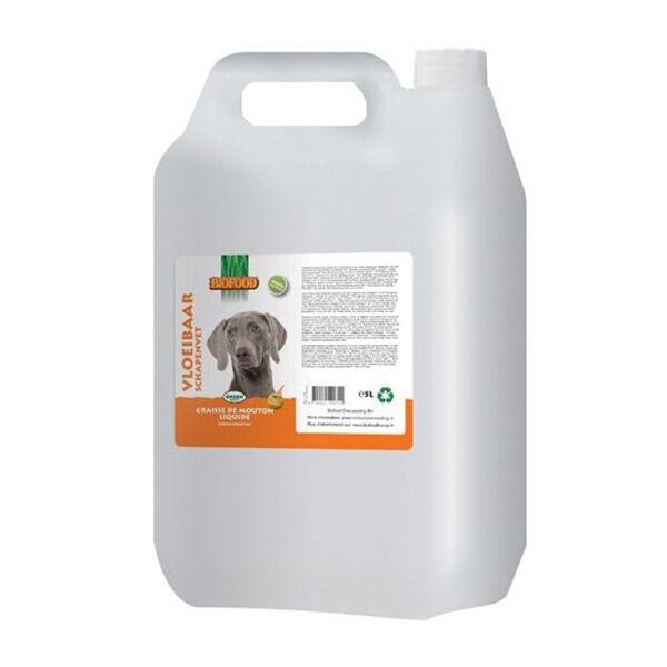 Biofood Graisse de Mouton Liquide 5L