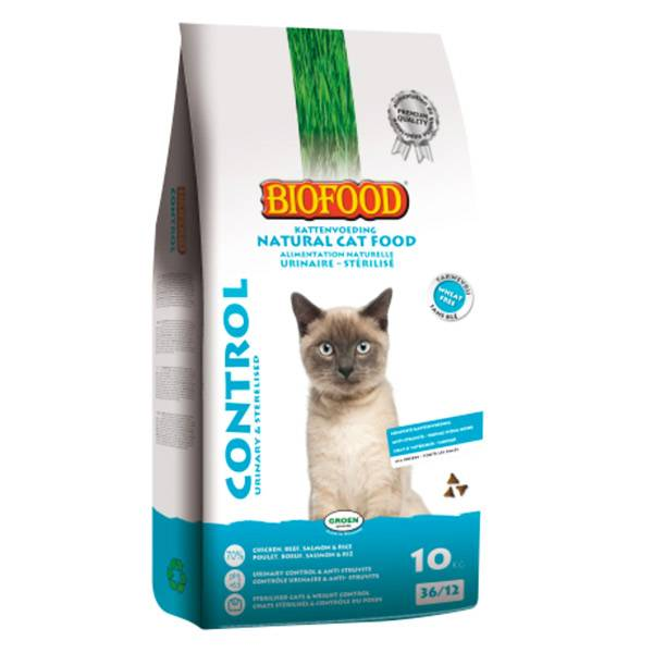 Biofood Chat Croquettes Control 10kg