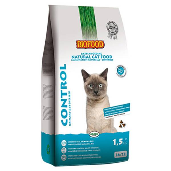 Biofood Chat Croquettes Control 1,5kg