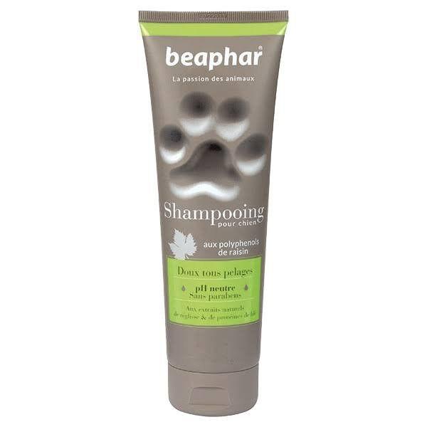 Beaphar Shampooing Premium Doux pour Chiens Tous Pelages 250ml