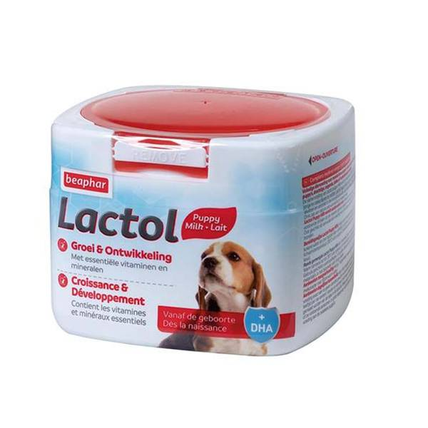 Beaphar Lactol Lait Maternisé Chiot 250g