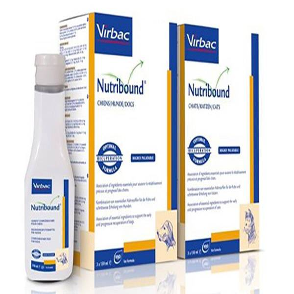Virbac Nutribound Chat Buvable 150ml 3 unités