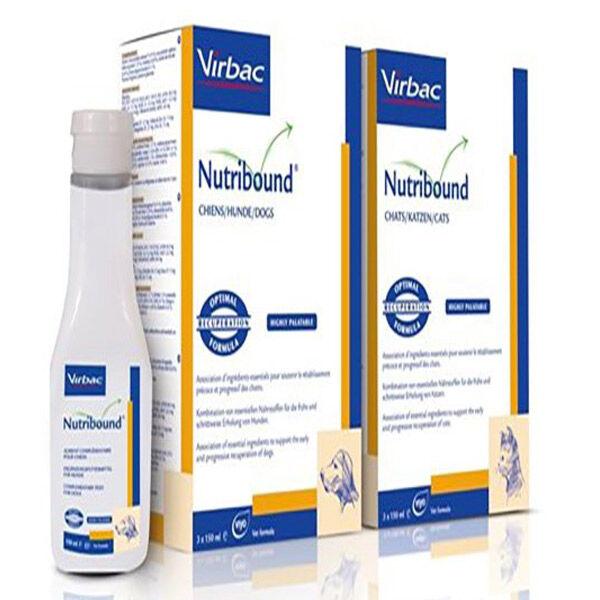 Virbac Nutribound Chat Buvable 150ml 3 unités