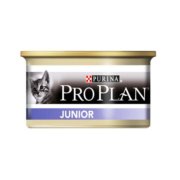 Purina Proplan Junior Chaton Saveur Poulet barquette 85g