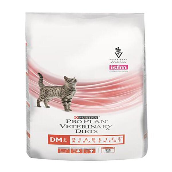 Purina Veterinary Diet Chat DM (diabete management) st/ox Struvite Oxalate Croquettes 1,5kg