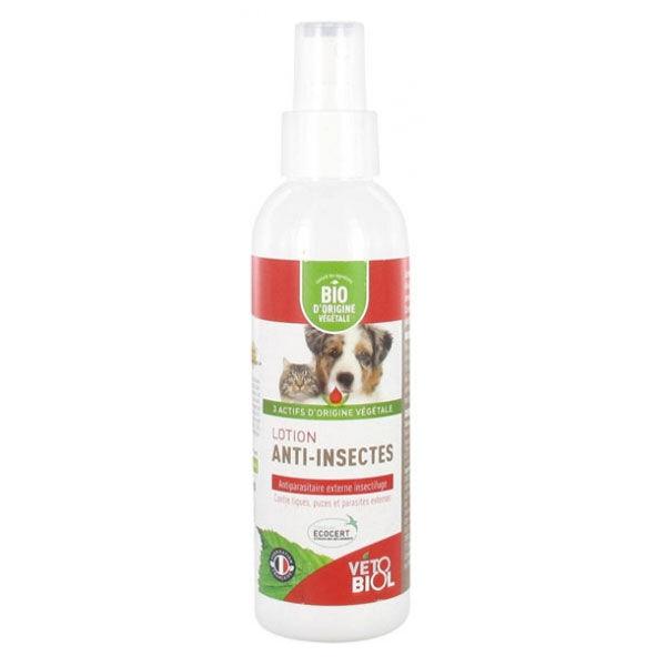 Vetobiol Vétobiol Antiparasitaire Lotion Anti-Insectes Bio 125ml