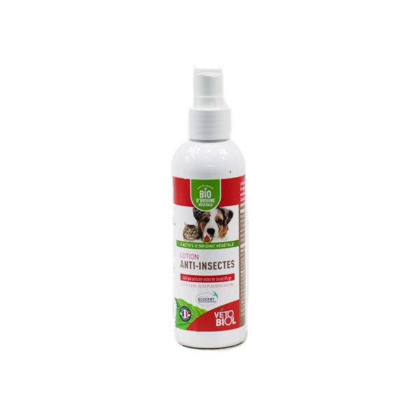 Vetobiol Bio Lotion Anti-Insectes 125ml
