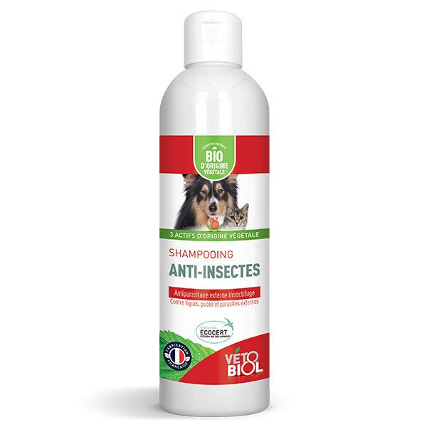 Vetobiol Vétobiol Antiparasitaire Shampooing Anti Insectes Bio 240ml