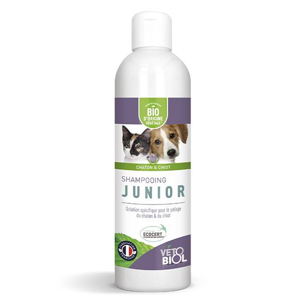 Vetobiol Shampooing Junior Bio 240ml