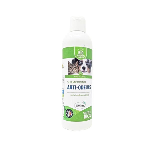 Vetobiol Bio Shampooing Anti Odeurs 240ml