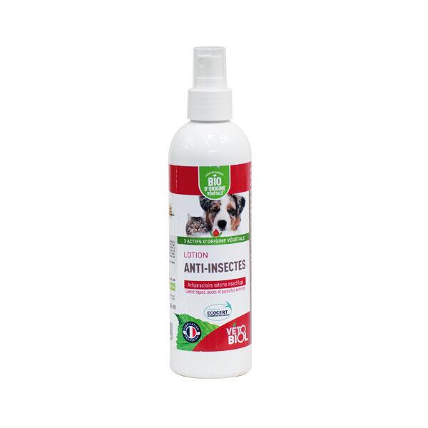 Vetobiol Lotion Anti Insectes 240ml