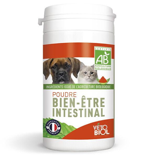 Vetobiol Vétobiol Poudre Bien Etre Intestinal Bio 40g