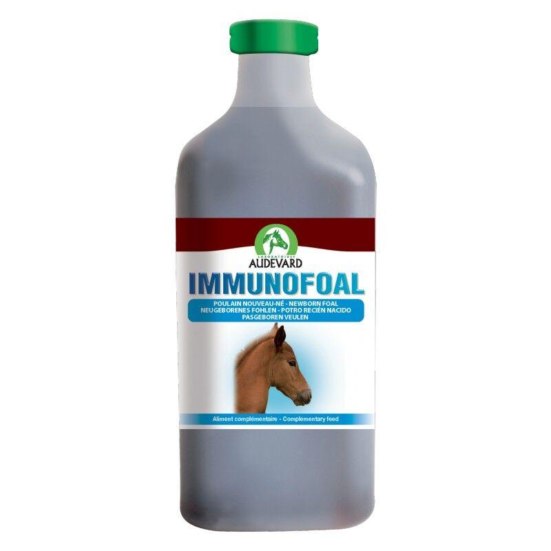 immunofoal immunite du poulain nouveau ne solution buvable flacon de 300ml