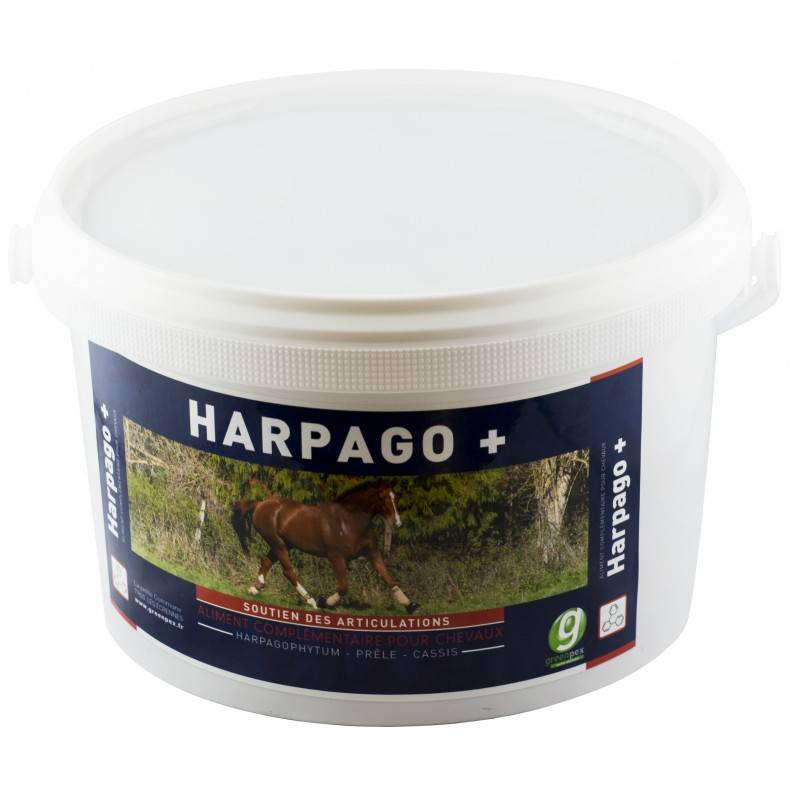 Harpago + Ameliore Mobilite et Souplesse Articulaire Cheval Granule 4,5kg