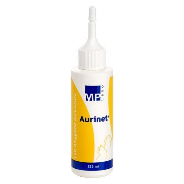 MP Labo Aurinet Lait d'Hygiène Auriculaire Chien Chat 125ml