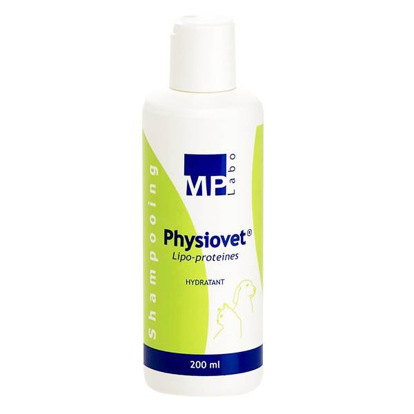 MP Labo Physiovet Shampooing Moussant Chien Chat 200ml