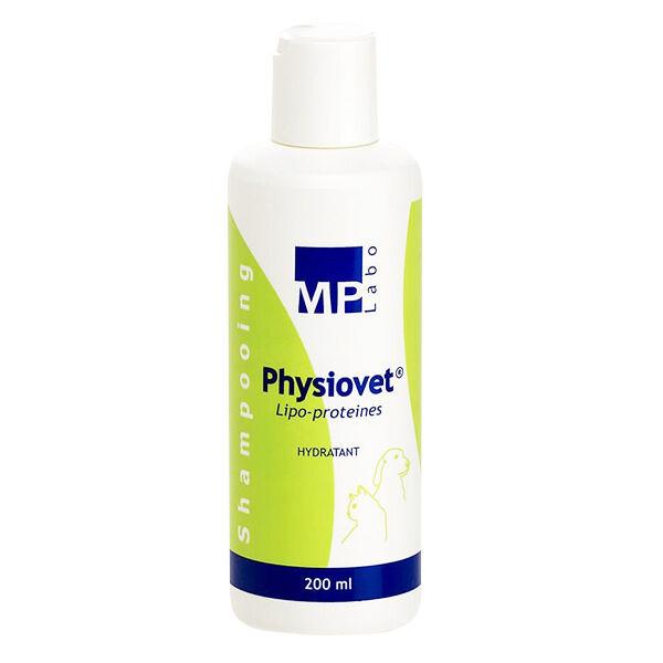 Physiovet Solution Lavante Moussante Lavage Regulier Chien Chat Shampoing 200ml