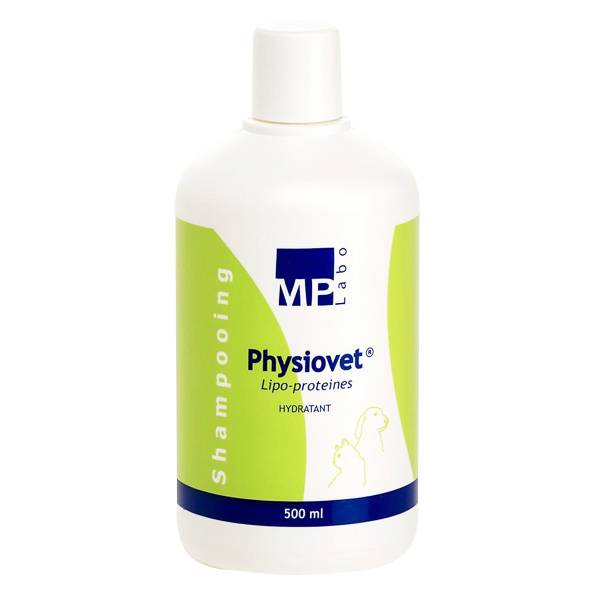 MP Labo Physiovet Shampooing Moussant Chien Chat 500ml