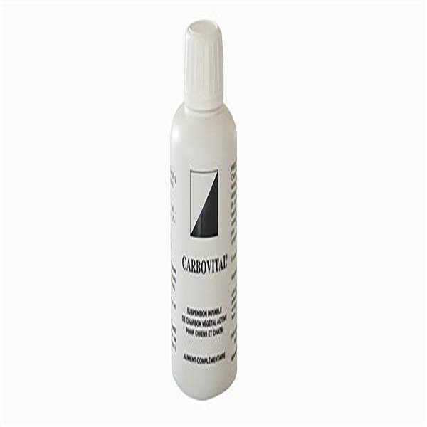Moureau Carbovital Pansement Intestinal Charbon Vegetal Grands Animaux Solution Buvable 5L