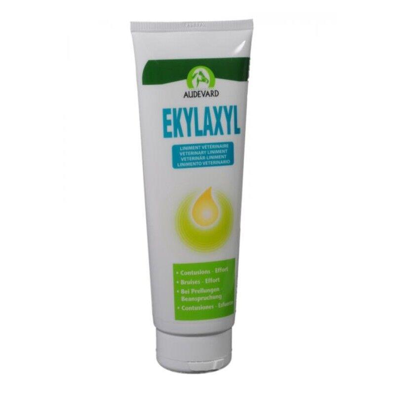 Audevard ekylaxyl cheval creme preparation a l'effort et traitement des contusions et douleurs tube de 250ml