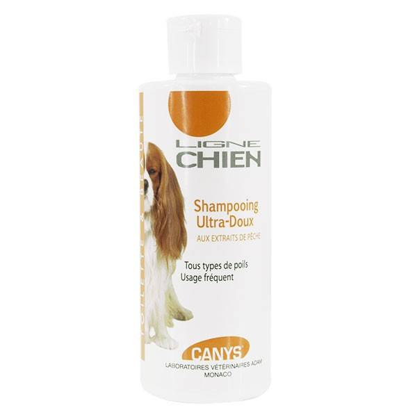 Canys Ligne Chien Shampooing Ultra-Doux 200ml