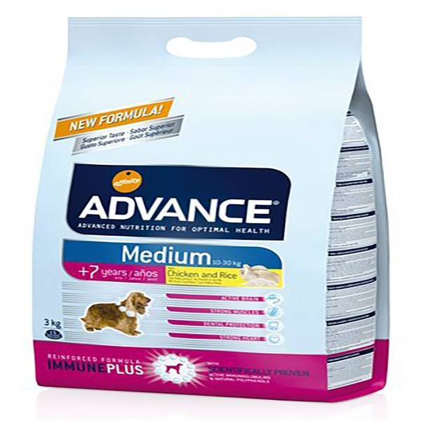 Affinity Petcare Advance Chien Croquettes Sensitive Medium 3kg