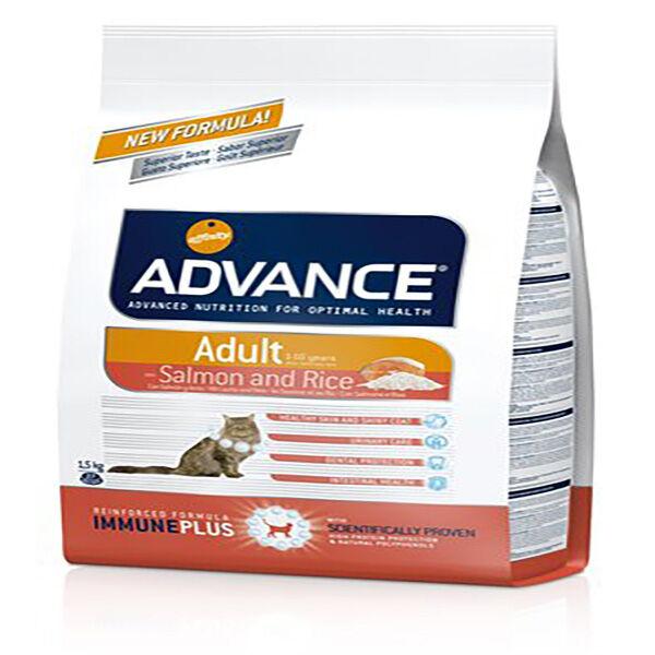 Advance Chat Croquettes Adulte Sensitive Saumon 1,5kg