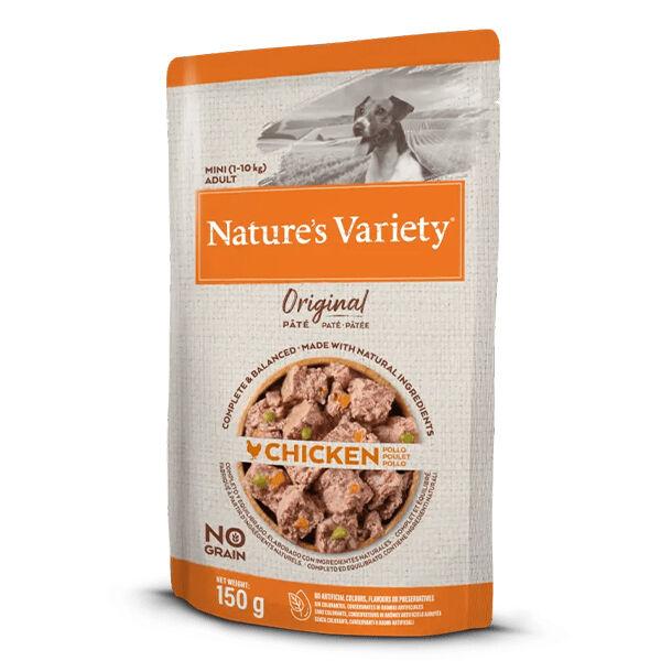 Nature's Variety Original Chien Aliment Humide Petites Races Poulet 150g
