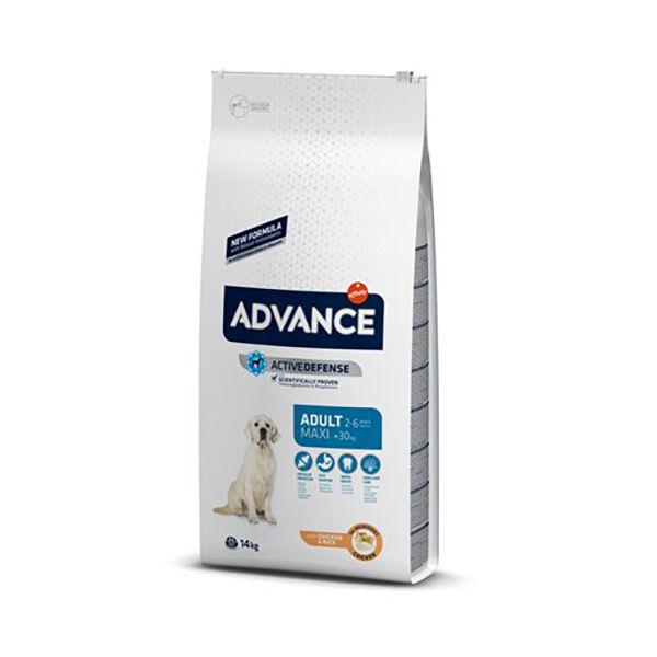 Affinity Petcare Advance Chien Junior de 12 à 24 mois de Grande Race (+30kg) Poulet 4kg